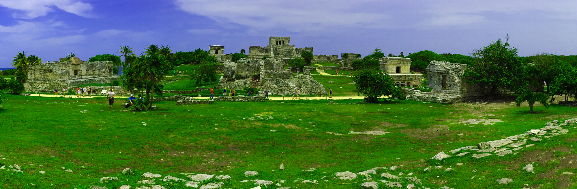 Tulum Ruins Cozumel