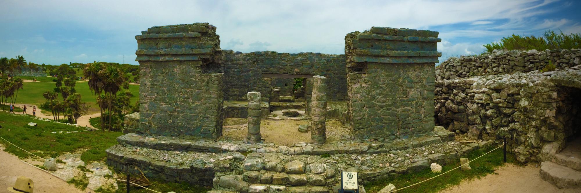 Cozumel Mayan Ruins Tulum